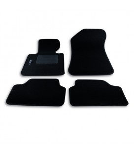 Set custom carpets in carpet for BMW series 1 (2004-2011)