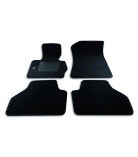 Set custom carpets in carpet for BMW series X3 (from 2010 to today)