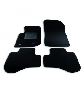 Set custom carpets in carpet for Citroen Modello C1 (2004-2011)