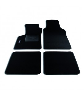 Set custom carpets in carpet for Fiat Model Panda (2003-2011)