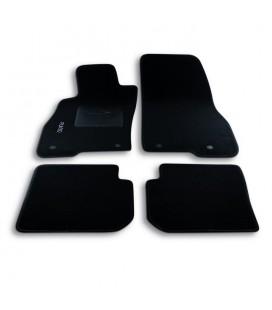 Set custom carpet for Fiat model Punto (2005-2012)