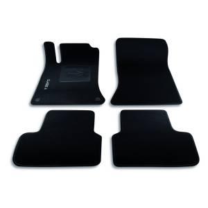 Set tappeti in moquette per Mercedes Classe A (dal 2012)