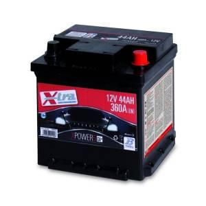 Batteria auto - Accumulatore 12V 44 AH X-Tra