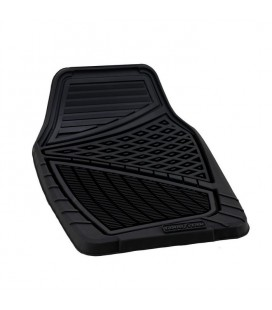 Rubber mat universal size to shape