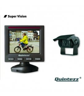 Kit monitor LCD + retrocamera SUPER VISION QUINTEZZ
