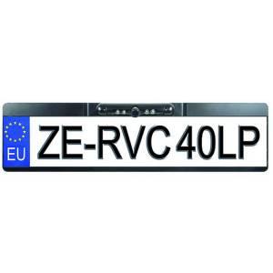 Portatarga con retrocamera ZE-RVC40LP ZENEC