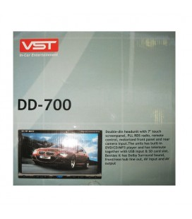 Motorized monitor DD-700 VST