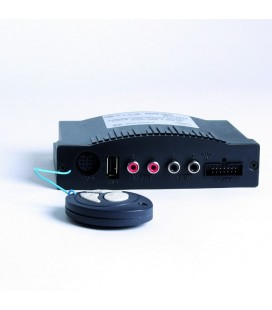 Universal RDS FM interface with USB BOTTARI