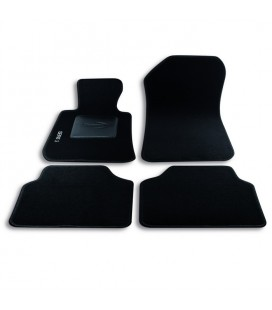 Set custom carpets in carpet for BMW series 3 (2005-2012)