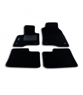 Set custom carpets in carpet for Fiat Model Panda (from 2012 to today)