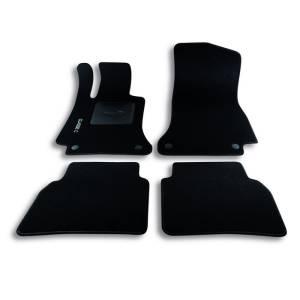 Set tappeti in moquette per Mercedes Classe C (dal 2015)