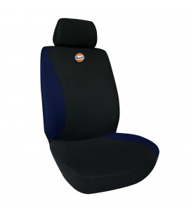 Black-Blue single seat lining