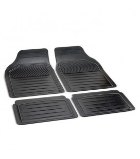 "rubber mats universal size to shape ""PERFECT "" grey line"