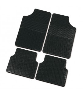 "Set of rubber mats universal size to shape ""BINGO"""