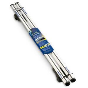 Barre aerodinamiche in Alluminio 135cm per mancorrenti