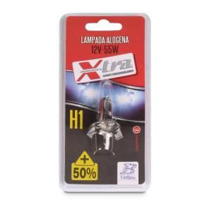 Halogen lamp H1 12V 55W blister