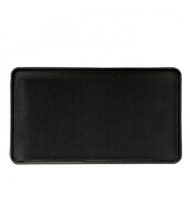 Universal multipurpose tray in rubber 90x85 cm waterproof