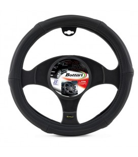 "STEERING WHEEL COVER ""EXAGON"" ULTRA SOFT 37/39 CM"
