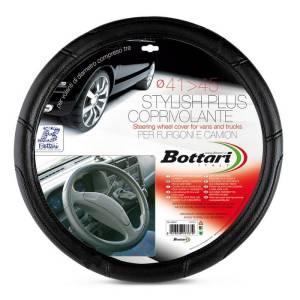"Steering wheel cover ""STYLISH"" for cars 37/39 cm Black"