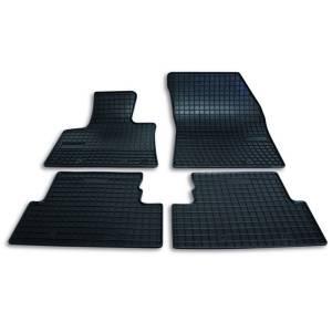 Set custom rubber car mats for Peugeot 3008