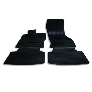Set custom rubber car mats for Volkswagen Passat