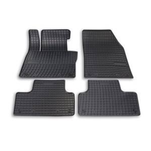 Conjunto de alfombras de goma personalizadas para Volvo Xc 60 (2008-2016)