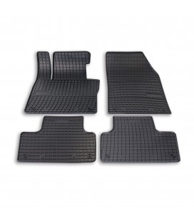 Set rubber carpet for Volvo XC 60 series from 2008 to 2016