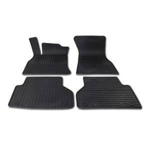 Set tappeti auto in gomma su misura per Audi A6