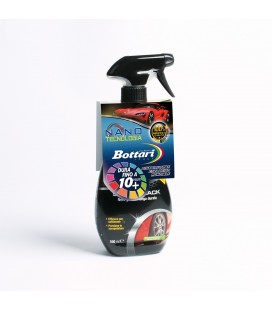 "Polishing cleaner for tires Black ""INFINITY"" tires 500 ml"