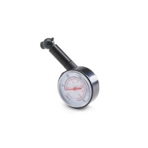 Misuratore pressione pneumatici universale con manometro