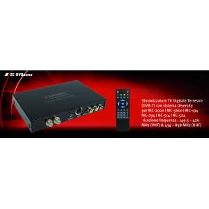 Sintonizzatore TV digitale terrestre ZE-DVB2000 ZENEC