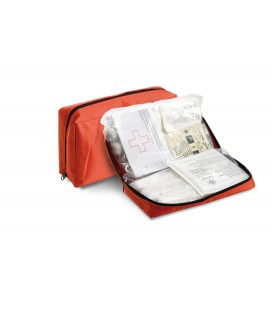 First aid kit for cars and trucks