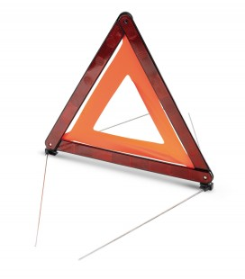 Emergency Reflective Triangle Certified