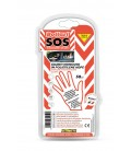 Disposable Polyethylene gloves 50 pieces HDPE